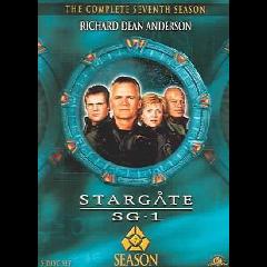 Stargate Sg 1:Season 7 - (Region 1 Import DVD)