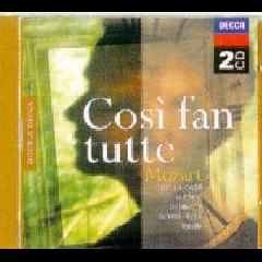 Lisa Della Casa - Cosi Fan Tutte - Complete (CD)