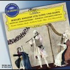 Nicanor Zabaleta / Zoeller / Berliner Philharmoniker / Radio Symphony Orchestra Berlin - Flute & Harp Concerto - Zabaleta (CD)