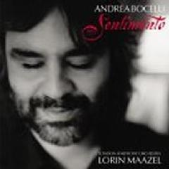 Andrea Bocelli - Sentimento (CD)
