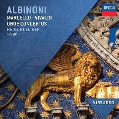 Virtuoso:Oboe Concertos Albinoni/Marc - (Import CD)