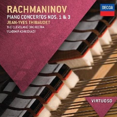 Virtuoso:Rachmaninov Piano Crtos 1&3 - (Import CD)