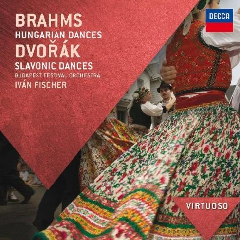 brahms - Hungarian Dances / Slavonic Dance (CD)