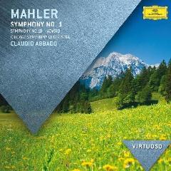 mahler - Symphony Nos.1 & 10 (CD)