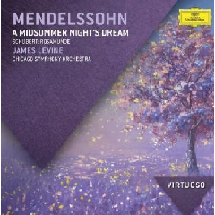 mendelssohn - Midsummer Night's Dream / Schubert: Rosa (CD)