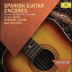 Yepes, Narciso - Guitar Encores (CD)