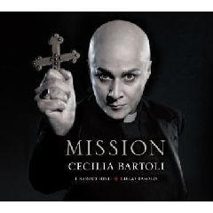 cecilia Bartoli - Mission (Deluxe Hardcover) (CD)