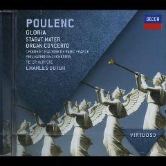 Du Toit - Gloria, Stabat Mater / Organ Concerto (CD)