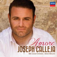 Calleja, Joseph - Amore (CD)