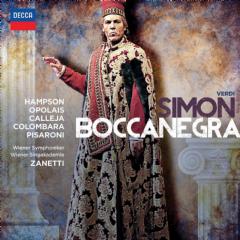 Calleja, Joseph - Simon Boccanegra (CD)