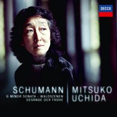 Uchida, Mitsuko - G Minor Sonata / Waldszenen (CD)