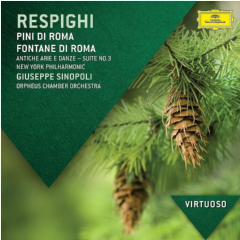 New York Philharmonic - Pini Di Roma (CD)