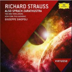 New York Philharmonic - Also Sprach Zarathustra (CD)