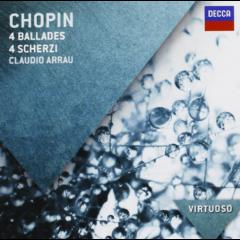 Virtuoso:Chopin Ballades & Scherzi - (Import CD)