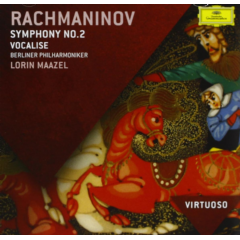 Virtuoso:Rachmaninov Symphony 2 Vocal - (Import CD)