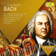 Discover Bach - Various Artists (CD)