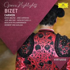 Virtuoso/ Baltsa / Carreras / Karajan - Carmen - Highlights (CD)