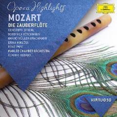 Virtuoso/streal/roscmann/abbado - Die Zauberflote - Highlights (CD)