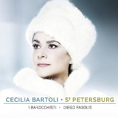 Cecilia Bartoli - St.Petersburg (Ltd Edition) (CD)