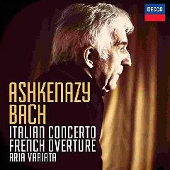Vladimir Ashkenazy - Italian Concerto (CD)
