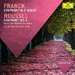 Virtuoso:Franck/Roussel Symphony in D - (Import CD)