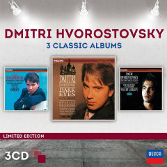 Three Classic Albums:Dmitri Hvorostov - (Import CD)