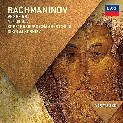 Rachmaninov - Vespers (CD)