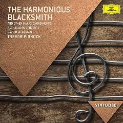 Virtuoso/handel - The Harmonius Blacksmith & Other Harpsichord Works (CD)