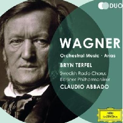wagner - Orchestral Music: Arias (CD)