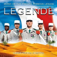 Legende - Music Of The French Foreign Legion - Various Artists (CD)