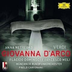 Anna Netrebko/placido Domingo - Giovanna D'Arco (CD)