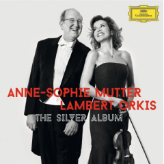 Anne-sophie Mutter/lambert Orkis - Silver Album (CD)