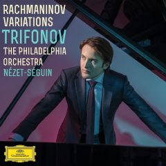 Rachmaninov Variations - (Import CD)