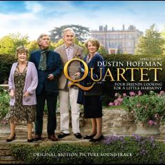 Original Soundtrack - Quartet (CD)