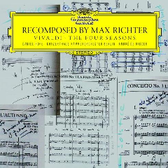 Max Richter - Recomposed By Max Richter - Four Seasons (CD)