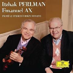 Faure & Strauss Violin Sonatas - (Import CD)