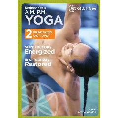Am and Pm Yoga - (Region 1 Import DVD)