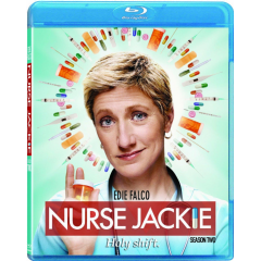 Nurse Jackie:Season 2 - (Region A Import Blu-ray Disc)