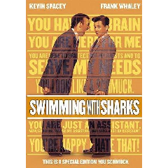 Swimming with Sharks Special Edition - (Region 1 Import DVD)