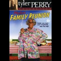 Madea's Family Reunion - (Region 1 Import DVD)