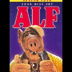 Alf:Season 4 - (Region 1 Import DVD)
