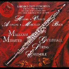 Malcolm Messiter - Baroque Oboe Concertos (CD)