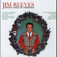 Jim Reeves - 12 Songs Of Christmas (CD)