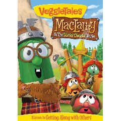 Veggie Tales:Maclarry and The Stinky - (Region 1 Import DVD)