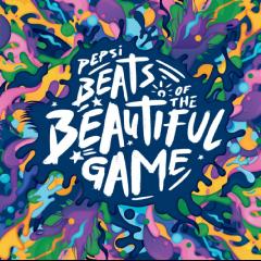 Pepsi Beats Of The Beautiful Game - Various Artists (CD)