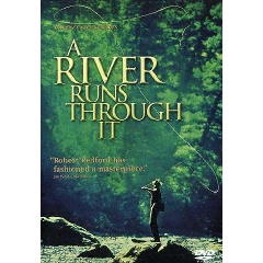 River Runs Through It - (Region 1 Import DVD)