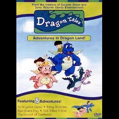 Dragon Tales - Adventures in Dragon Land! - (Region 1 Import DVD)