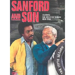 Sanford & Son:Fifth Season - (Region 1 Import DVD)
