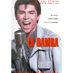 La Bamba - (Region 1 Import DVD)