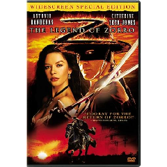 Legend of Zorro - (Region 1 Import DVD)